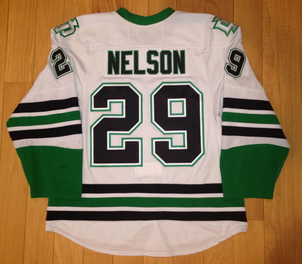 separation shoes 81b8d cc766 Brock Nelson University of North Dakota Fighting Sioux 2011 ...